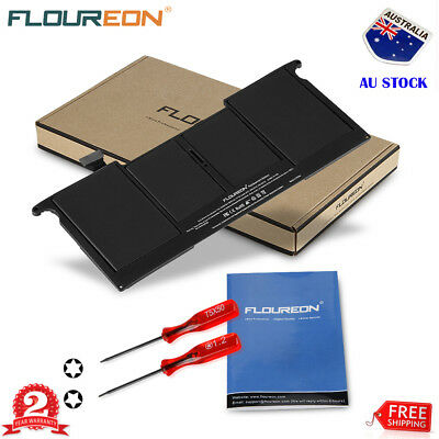 "7.6V A1406 A1495 Battery for Apple MacBook Air 11"" A1370 Mid-2011 Mid 2012 A1465"