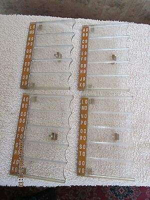 ami  title strips-and holder