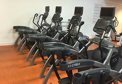 Cybex Arc Trainer 750AT Elliptical Cross Trainer  Commercial Gym Equipment