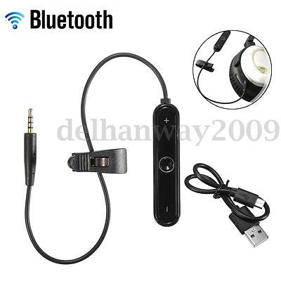 Bluetooth 4.1 Wireless Adapter Transmitter Cable Cord for Bose OE2 OE2i OE QC25