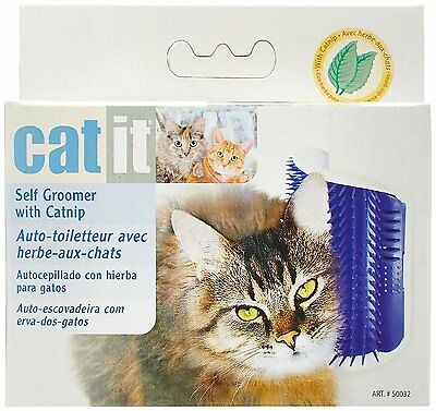 Catit Self Groomer with Catnip (50032) [Cats Grooming Brushes] CXX
