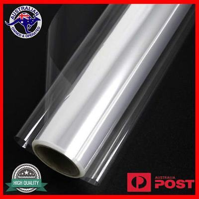 Clear Cello Cellophane Roll 1200mm X 200m 50micron-Premium Quality- Free Postage