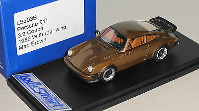 Looksmart 1:43 - Porsche 911 Carrera 3.2 / 1987
