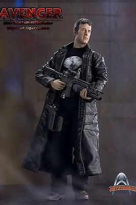 The Punisher Art Figures 1/6 Toys