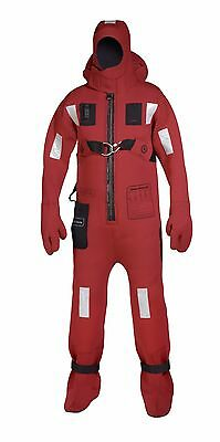 2010 Made - CREWSAVER Immersion Suit –  UNIVERSAL SIZE - NEOPRENE