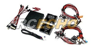 GT POWER RC Model Professional Bluetooth 4 Channel RC Truck Light System LE836
