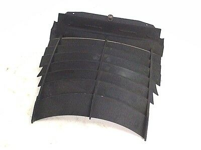 Yamaha OEM Radiator Grill Grille Guard Cover 2005-2014 Majesty YP400T 2013 2012