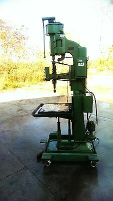 E-L-ESSLEY drill press
