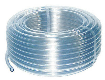 3mm Inner 6mm Outer Fuel Line / Breather Hose Pipe Tube (Clear PVC) Motocross MX