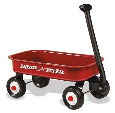 Radio Flyer Little Red Toy Wagon, Brand New in Box, Model 5 NL Wagon
