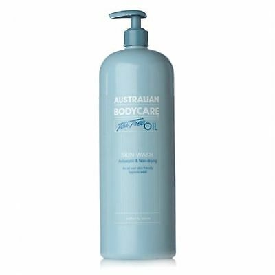 AUSTRALIAN BODYCARE SKIN WASH / SHOWER GEL - WITH TEA TREE - 500ml