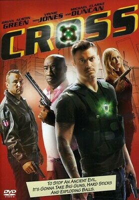 Cross [New DVD] Ac-3/Dolby Digital, Dolby, Dubbed, Subtitled, Widescreen