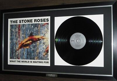The Stone Roses Original 12 in single 'Fools Gold'-Ltd Edt-Certificate-