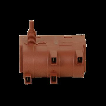 A04393401 Ignition Box 4 point. 1.5V Push Button chef
