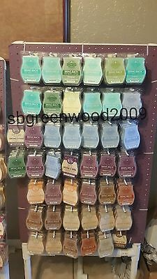 Scentsy Bar Lot Of 3 New Bbmb- See Drop Down Box For List- 2016 Bbmb New