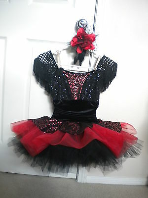 Cicci Girls ballet costume jazz dance lyical recital pageant competition LC