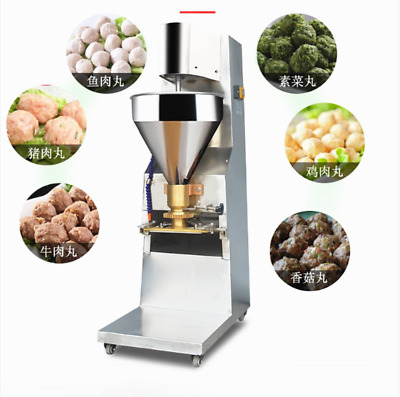 Vertical Stuffed meatball making machine Fish Chicken Beef Meatball 260-280/min