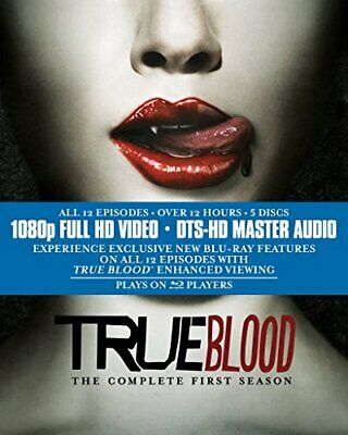 True Blood Season 1 (HBO) [Blu-ray] [2009] - DVD  CWVG The Cheap Fast Free Post