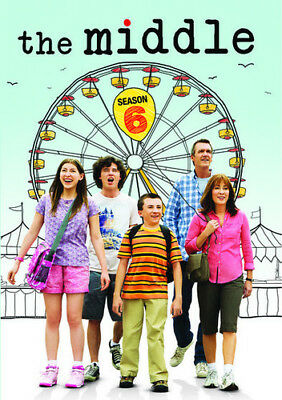 The Middle: The Complete Sixth Season [New DVD] Manufactured On Demand