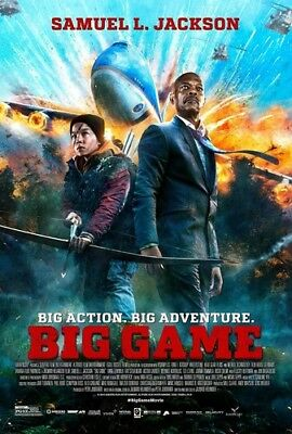 Big Game [New DVD]