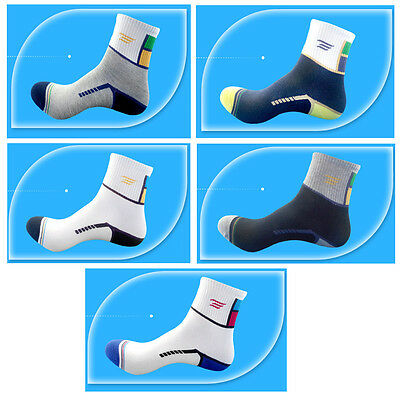 Fashion Winter Men Sweat Sport Socks Comfortable Cotton Soft Basketball Socks