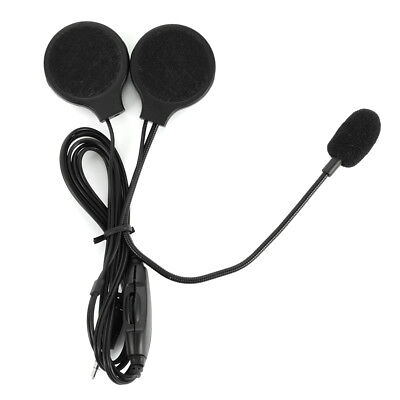 Mic/Speaker Headset Earphone Cable for Motorcycle Scooter Motorbike Helmet MA521