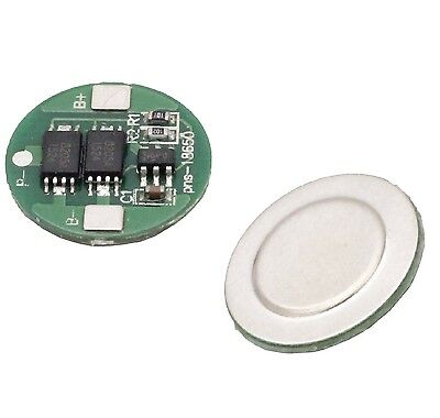 2/5/10PCS Dual MOS Battery Protection Board for 18650 Lithium Battery