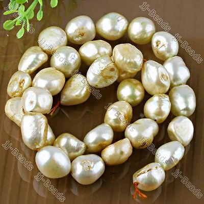 Strand Cultured Freshwater Pearl Jewelry Loose Beads