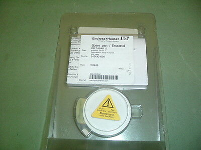 Endress Hauser... Deltabar S Sensor........ 500 Mb 542430-1500. New Seal Package