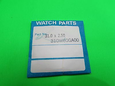Watch Glass  310W60Gaoo To Fit For Seiko Watches H558-5000 H558-5009 H558-500A