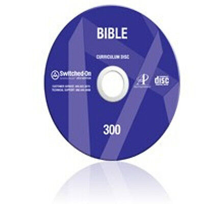 3rd Grade SOS Bible Homeschool Curriculum CD Switched on Schoolhouse 3