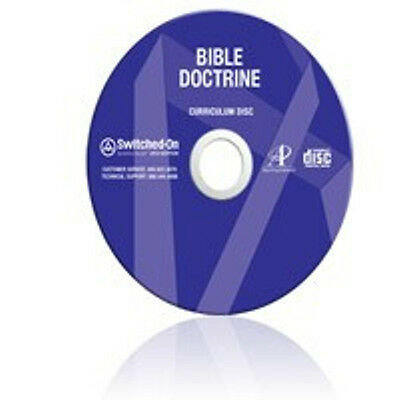 11th Grade SOS Bible Homeschool Curriculum CD Switched on Schoolhouse 11