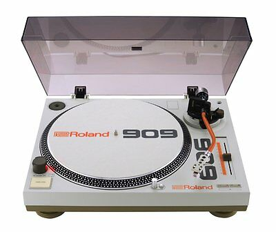 Roland TT-99 Direct Drive Pro Turntable / Phono / Record Player 909 Edition