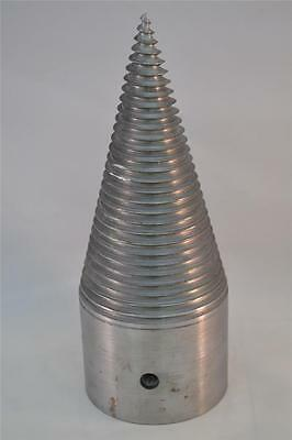 Wood Splitter Screw Cones 90 mm Hight Quality NEW Cone Cleaver log Steel USA