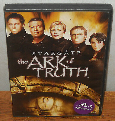 Stargate: The Ark of Truth (DVD, 2008) Widescreen