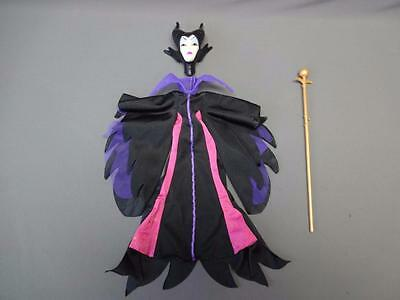 Mattel 4613 Disney Sleeping Beauty Maleficent Mask & Costume Barbie Doll Clothes