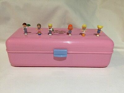 polly pocket 1989 POOL PARTY playset   100% Complete  RARE