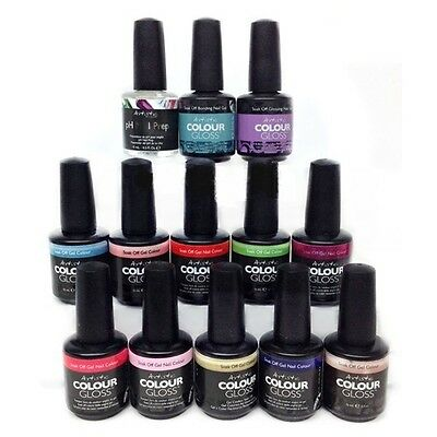 Artistic Colour Gloss - 15ml / 0.5oz Each - 2015 and 2016 New Colors