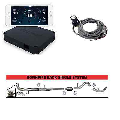 Gdp Ez Lynk Autoagent Tuner 15.5+ Lml Duramax With Flo~Pro 5In Exhaust