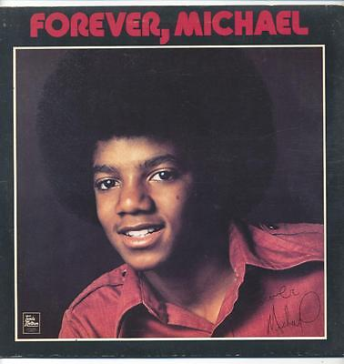 """Michael Jackson Forever, Michael - 2 X One-Sided 12"""" White Label Test Pressings"""
