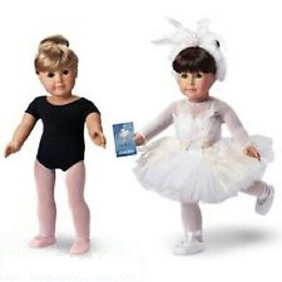 American Girl SWAN LAKE BALLET SET Complete With Box
