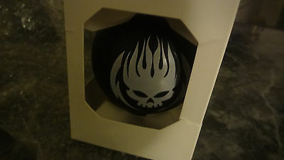 The Offspring Christmas Tree Ornament RARE BLINK 182 NOFX GREEN DAY BAD RELIGION