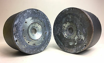 Vintage Altec 802-8G HF Driver Pair AS IS - No Caps, Diaphragms, or Phase Plugs