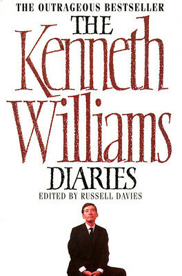 The Kenneth Williams diaries by Russell Davies (Paperback)