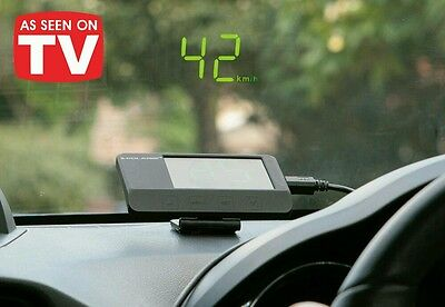 Universal Polaris GPS Head Up Display