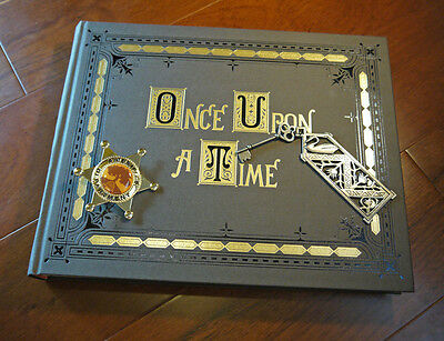Once Upon a Time FULLSIZE hand made Story book (Please Read description)