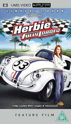 Herbie: Fully Loaded [UMD Mini for PSP] - DVD  IEVG The Cheap Fast Free Post
