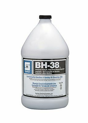 Spartan BH-38 Cleaner Degreaser - 4 Gallons Per Case - Brand New