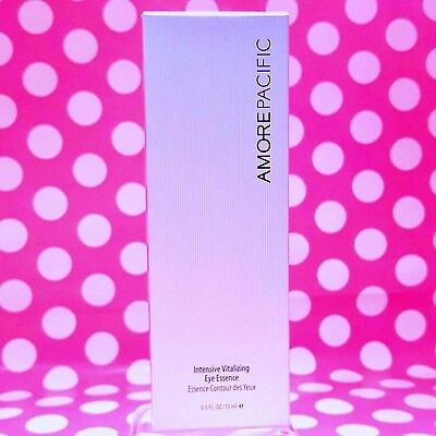 Amorepacific Amore Pacific Intensive Vitalizing Eye Essence  0.5 Oz Authentic!