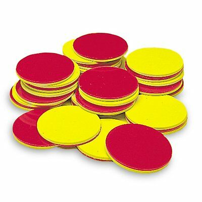 Learning Resources Two-Color Counters, Set of 200  [LER7566] Education CXX